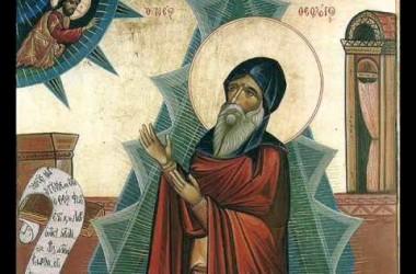 Преподобный Симеон Новый Богослов. Диалог со схоластиком
