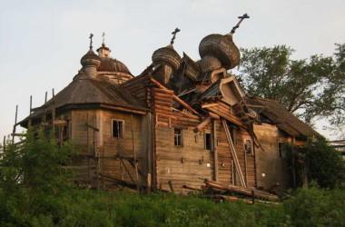 Памятник федерального значения будет отреставрирован в деревне Палтога