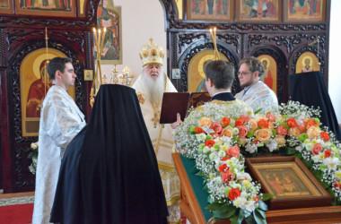 День празднования 150-летия Свято-Вознесенского женского монастыря