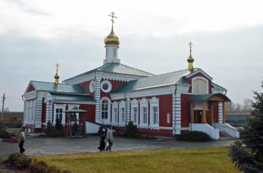 10 ноября митрополит Волгоградский и Камышинский Герман совершил Божественную литургию в храме вмц. Параскевы