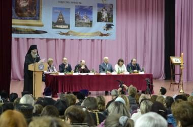 В Урюпинской и Новоаннинской епархии начал свою работу региональный этап Рождественских образовательных чтений
