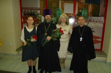 В ДК «Царицын» состоялось тождественное мероприятие, посвященное Дню Матери