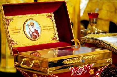 Начался последний этап принесения мощей святого князя Владимира в города России и Белоруссии