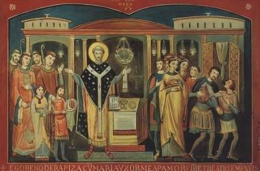«МЫ ЗАБЫЛИ, ЧТО КРЕЩЕНИЕ РУСИ ШЛО ПОД ПОКРОВОМ СВЯТОГО КЛИМЕНТА» Беседа с ктитором Инкерманского монастыря о том, кем был для Руси священномученик Климент