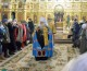 27 декабря митрополит Волгоградский и Камышинский Герман совершил Божественную литургию в Казанском соборе