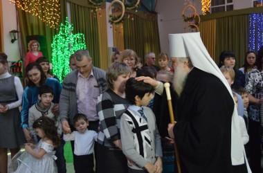 В Волгоградской епархии прошел праздник «Рождественская весть»
