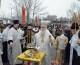 В праздник Святого Богоявления митрополит Волгоградский и Камышинский Герман совершил чин великого освящения вод Волги