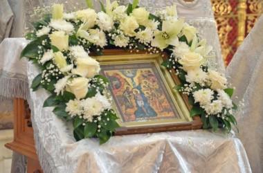 В праздник собора Предтечи и Крестителя Господня Иоанна митрополит Волгоградский и Камышинский Герман совершил Божественную литургию