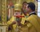 Третьего января митрополит Волгоградский и Камышинский Герман совершил Божественную литургию в Казанском соборе
