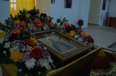 Второго января в храме святого праведного Иоанна Кронштадтского состоялся престольный праздник