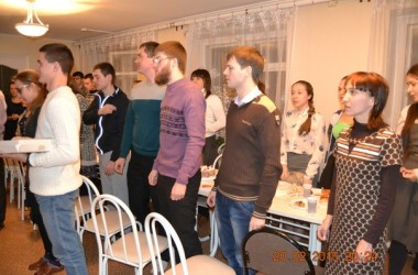 В феврале начнет свою работу епархиальный семинар для молодежи