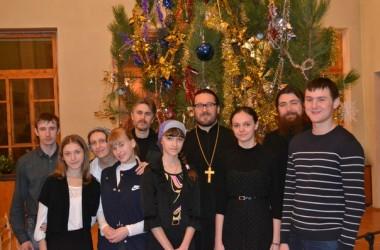 В Волгоградской епархии состоялись Рождественские встречи молодежи