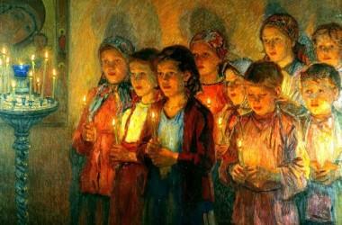 Духовная борьба внутри семьи