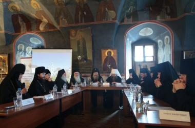 Направление «Древние монашеские традиции в условиях современности» XXIV Международных Рождественских образовательных чтений завершило свою работу