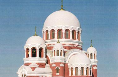 Состоялся благотворительный концерт в пользу воссоздания Александро-Невского собора