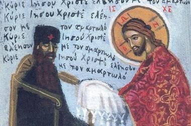 МОЛИТВА – НЕ ДОЛГ, А КИСЛОРОД ДУШИ Беседа о безумном уме, мудром сердце и Иисусовой молитве