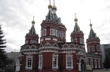 В Казанском соборе прошел фестиваль «Колокола России»