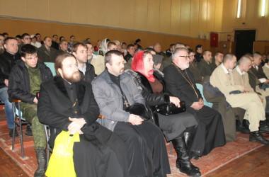 Прошла акция милосердия для солдат, находящихся на лечении в Волгоградском военном гарнизонном госпитале