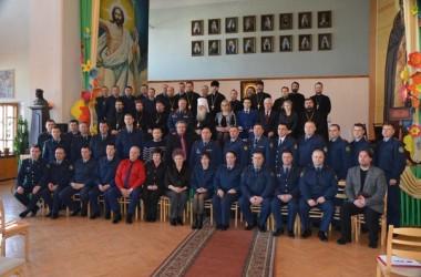В Свято-Духовом монастыре прошла конференция, посвященная вопросам тюремного душепопечения