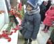Воспитанники воскресной школы «Вдохновение» прихода храма Иоанна Кронштадтского почтили память погибших воинов