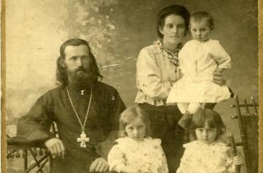 Священник Николай Ясеновский