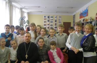 Ко Дню православной книги организовано мероприятие для детей