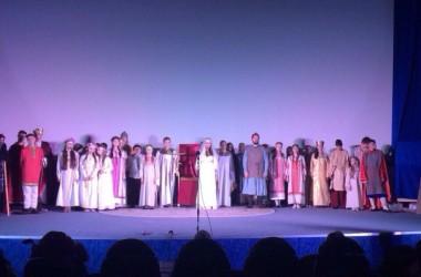 Христианская проповедь на театральных подмостках
