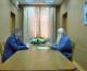 Состоялась рабочая встреча митрополита Волгоградского и Камышинского Германа и губернатора Волгоградской области Андрея Бочарова