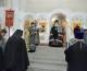Двадцать пятого марта митрополит Волгоградский и Камышинский Герман совершил Литургию Преждеосвященных Даров в храме св. великого Князя Владимира