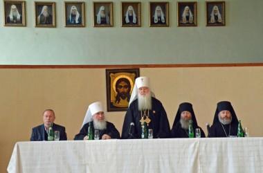 Состоялось собрание духовенства Волгоградской епархии