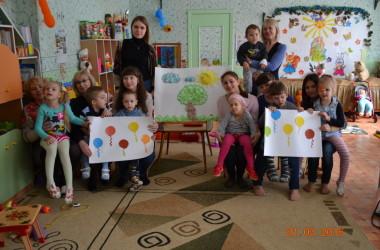 В благочинии Южного округа прошли мероприятия для детей, страдающих синдромом Дауна