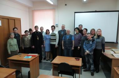 Состоялось заседание Царицынского генеалогического общества
