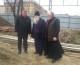 Митрополит Волгоградский и Камышинский Герман осмотрел ход строительства Александро-Невского собора