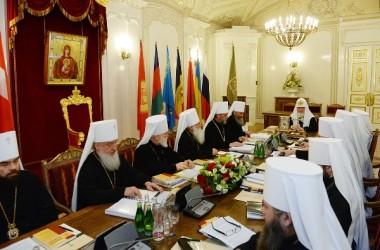 В.Р. Легойда: Проекты документов Всеправославного Собора опубликованы по инициативе Русской Православной Церкви