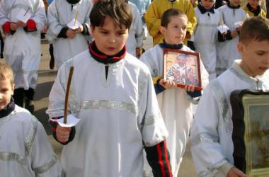 Детский Крестный ход впервые состоится в Волгограде