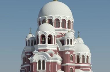 Состоится пресс-конференция, посвященная строительству Александро-Невского собора