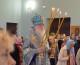 В Субботу Акафиста митрополит Волгоградский и Камышинский Герман Божественную литургию в храме Похвалы Пресвятой Богородицы