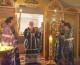 15 апреля митрополит Волгоградский и Камышинский Герман совершил Литургию Преждеосвященных Даров