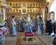 В Великую Среду митрополит Волгоградский и Камышинский Герман совершил Литургию Преждеосвященных Даров