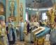 В канун праздника Похвалы Божией Матери митрополит Волгоградский и Камышинский Герман совершил утреню с чтением Акафиста Пресвятой Богородице