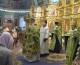 В канун праздника Входя Господня в Иерусалим митрополит Волгоградский и Камышинский Герман совершил Всенощное бдение