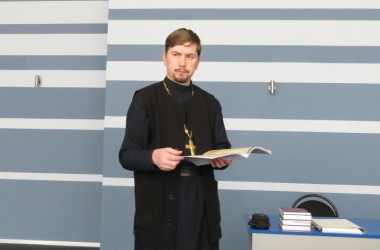 Руководитель епархиальной комиссии по канонизации святых принял участие в заседании Царицынского генеалогического общества
