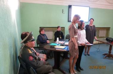 В Волгограде прошло награждение победителей и участников XVIII городского конкурса исследовательских работ по генеалогии «Семейный летописец»