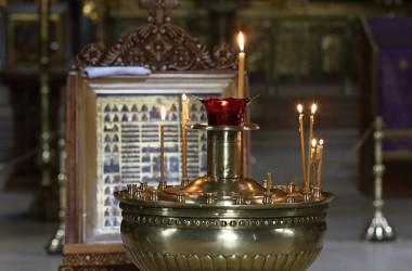 Слово архиепископа Иннокентия Херсонского (Борисова) в пятницу седмицы пятой Великого поста