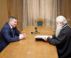 Митрополит Герман встретился с губернатором Волгоградской области