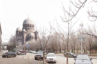 Перечисление пожертвований на строительство Александро-Невского собора с помощью системы электронных платежей