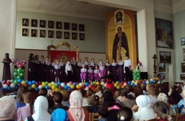 Концерт «Пасхальная радость» прошел в Свято-Духовом монастыре
