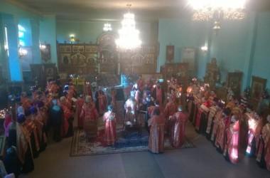 Церковные награды вручены священнослужителям и мирянам к празднику Пасхи