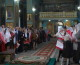 Пасхальные песнопения в Казанском соборе исполнили 250 детей
