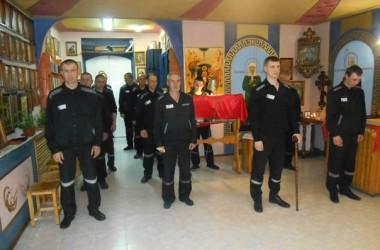 Заключенные ИК-26 приняли участие в Божественной литургии